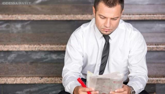 В Одесской области почти 70% жителей безработные