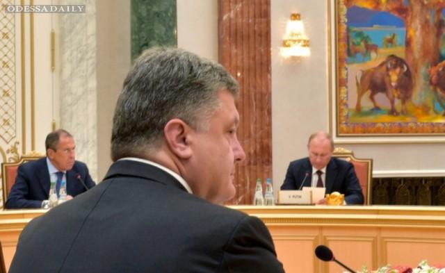 Москва и Берлин договорились о переговорах по Украине