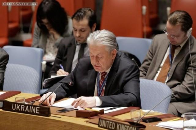 Украина готова созвать заседание Совбеза ООН из-за заявлений России вокруг Крыма, – Ельченко