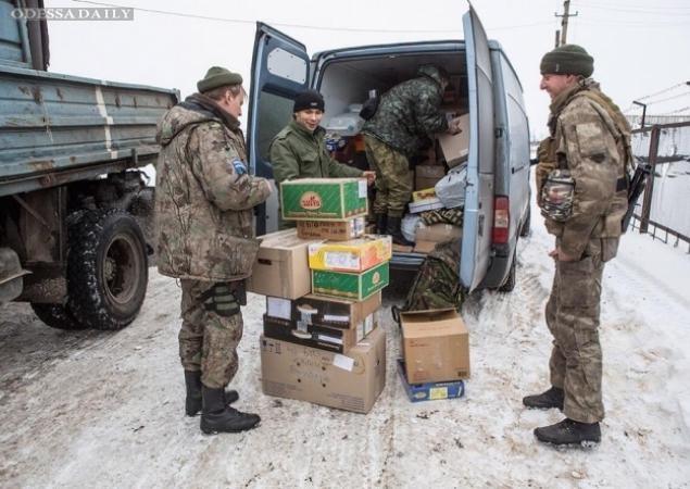 Под Артемовском подорвались на фугасе трое волонтёров, - СМИ