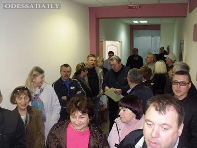 О произволе ГАСКа. Коллективное посещение инвесторов ЖК «Золотой Берег»