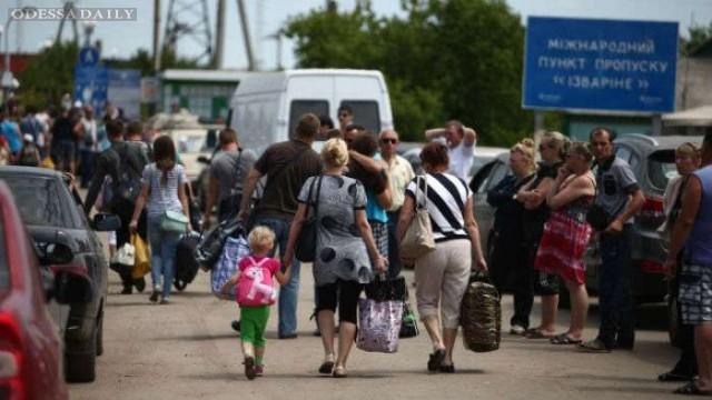 В Украину могут хлынуть миллионы беженцев из России - Щербак