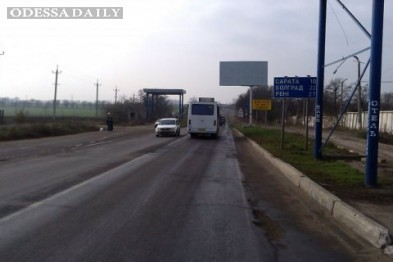 Гройсман заявил, что трассу Одесса-Рени доведет до ума в следующем году