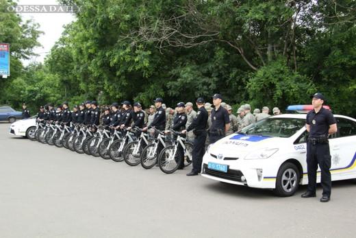 В Одессе порядок на побережье будут обеспечивать 50 велопатрулей