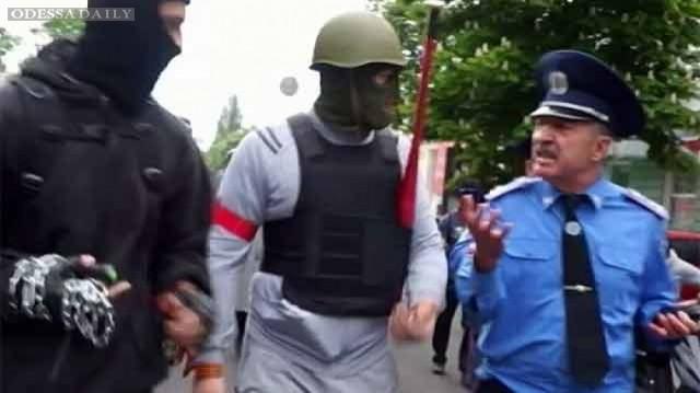 Одесская трагедия: «Группа 2 мая» обращается с вопросами к Дмитрию Фучеджи
