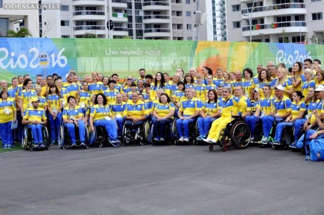 Украинцы установили 109 рекордов на Паралимпиаде-2016