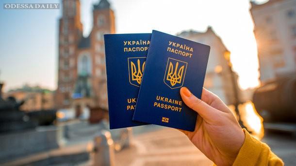 Названо число украинцев, которым ЕС отказал во въезде