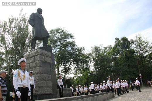 В Одессе празднуют День Конституции