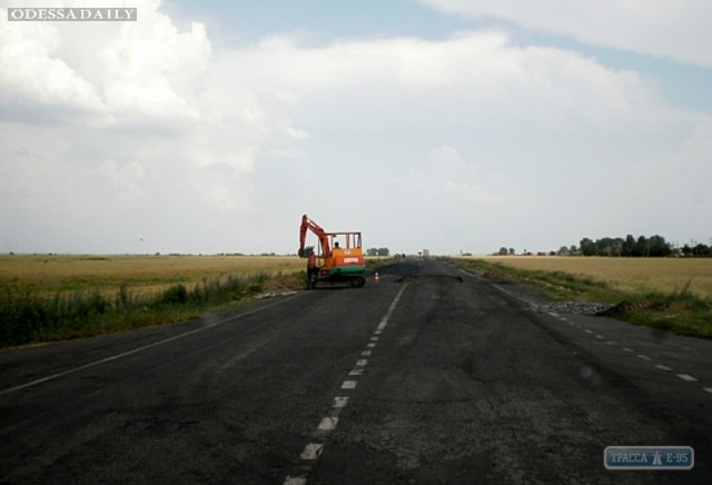Болгария поддержит проект реконструкции трасы Одесса-Рени
