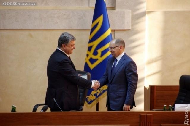 Новый губернатор Одесской области ищет кандидатов на должности своих замов