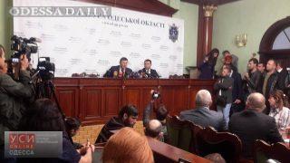 С экс-губернатора Одесской области снимут неприкосновенность, – генпрокурор Луценко