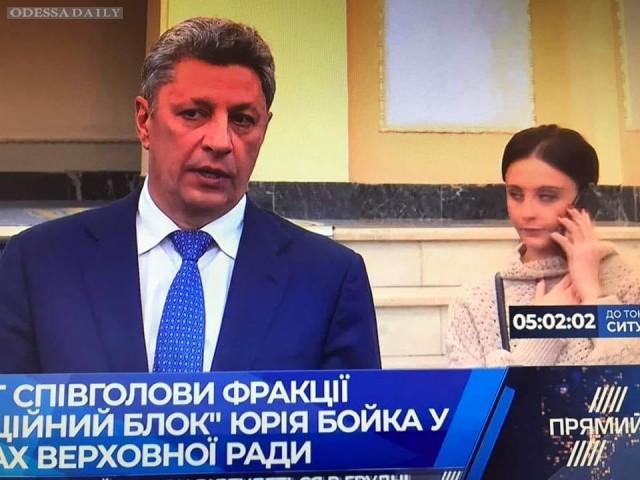 Павел Поламарчук: Порошенко и Оппоблок - тайное сотрудничество