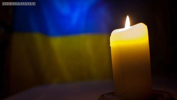Еще одна потеря. В Одессе погиб 20-летний боец
