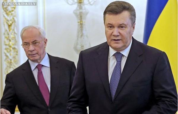 Янукович и Азаров получили гражданство России - Геращенко