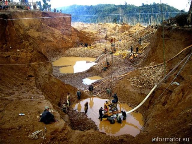 Кивалов приобрел золотые прииски в Казахстане