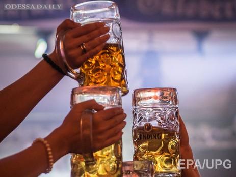 С 1 июля пиво считается алкогольным напитком