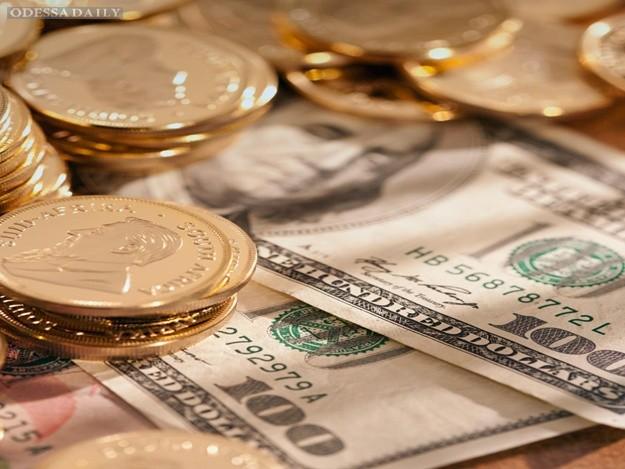 Курс валют на черном рынке Одессы 4 мая