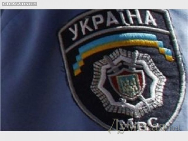 Милиция опровергла информацию о взрывах в центре Одессы