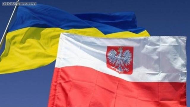 Польша вводит новые правила трудоустройства украинцев
