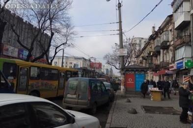 Трамвайный коллапс: В центре Одессы авария остановила движение