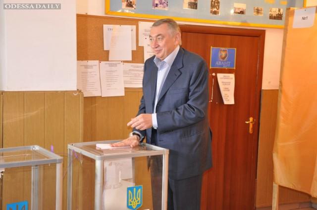 Эдуард Гурвиц: к власти в Одессе не должны прийти ни бандиты, ни сепаратисты