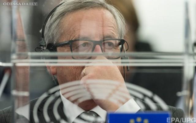 Глава Еврокомисии в письме к Порошенко назвал конкретные условия отмены виз