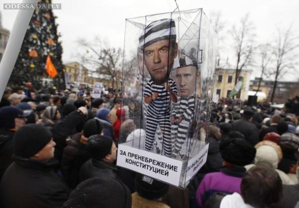 Кремль готовится к протестам по всей территории России – СМИ