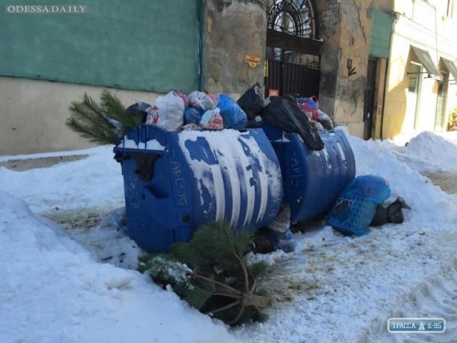 Внуки Суркиса заняли место Маркова в мусорном бизнесе Одессы