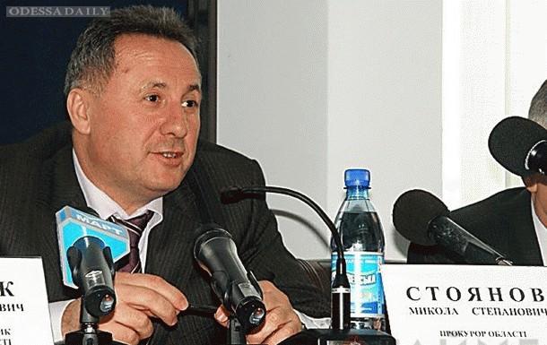 Прокурорский майдан: Стоянов ушёл на больничный