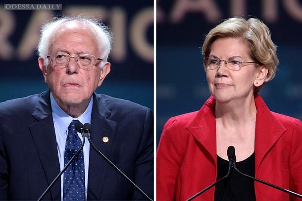Берни Сандерс и Элизабет Уоррен: кто больший социалист?