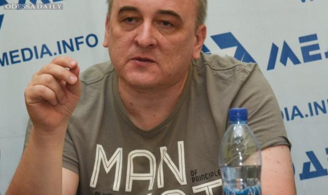 Общественное радио Одессы ДЮК FM: партия Сила людей