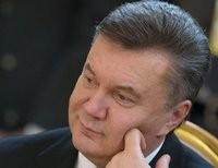 После ночного посещения Рады Янукович слег с высокой температурой