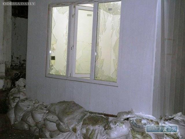 Милиция не считает взрыв офиса Самообороны в Одессе терактом