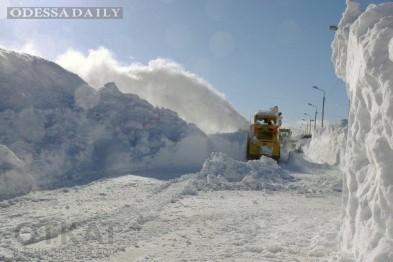 Из-за надвигающейся непогоды в Одессе разворачивают пункты обогрева