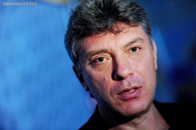 Немцов обвинил Путина в подготовке новой войны