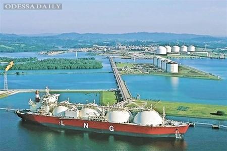 Под Одессой планируют построить LNG-терминал