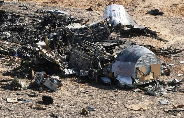 Египетские эксперты подтвердили взрыв бомбы на борту A321 – Ъ