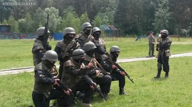 Нацгвардия опровергла заявление Семенченко об отводе батальона Донбасс