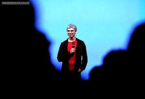 Основатель Google Ларри Пейдж: «Технологии еще удивят нас новыми прорывами»