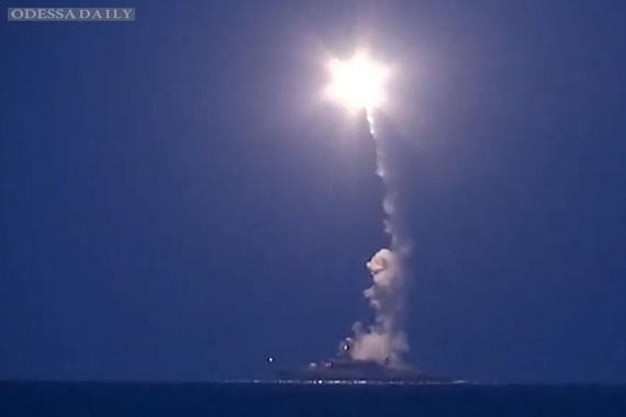 CNN: Минимум четыре ракеты, запущенные РФ по Сирии, разбились на территории Ирана