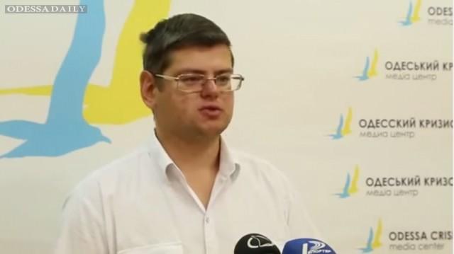 Приднестровский КГБ арестовал Юрия Петрика.