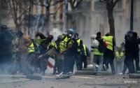 О французских бунтах в желтой спецовке