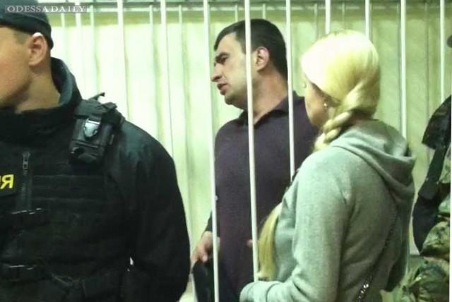 Обыск в камере Игоря Маркова?