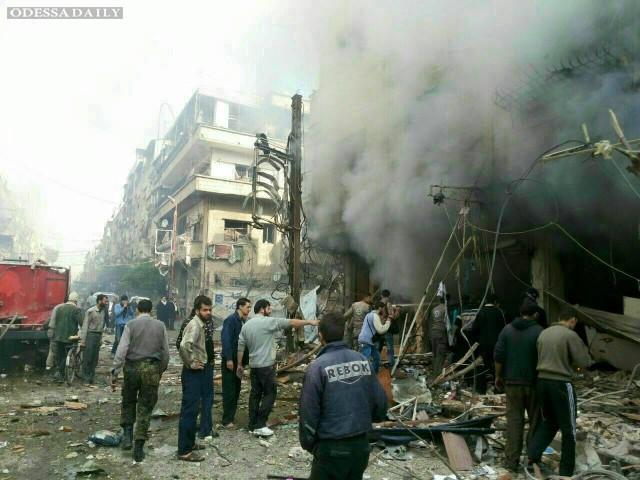 В Конгрессе США обвинили Асада, Россию и Иран в военных преступлениях в Сирии