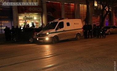 В Одессе напали на инкассаторов: двое погибших