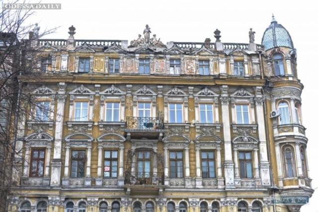 Одесский исполком признал знаменитый дом Либмана непригодным для проживания