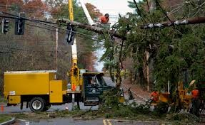 В мэрии посчитали ущерб нанесенный городу после бури