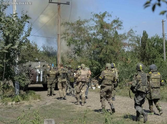 Война России против Украины: последние события в Донбассе - 01