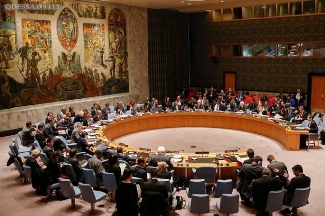Заседание Совбеза ООН заверишилось без принятия резолюции
