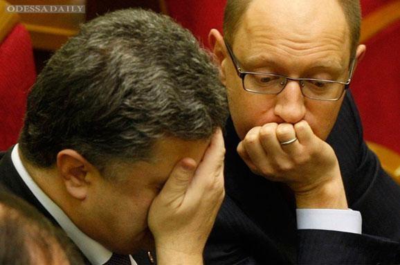 Гибридный Кабмин: Порошенко тактически переиграл Яценюка